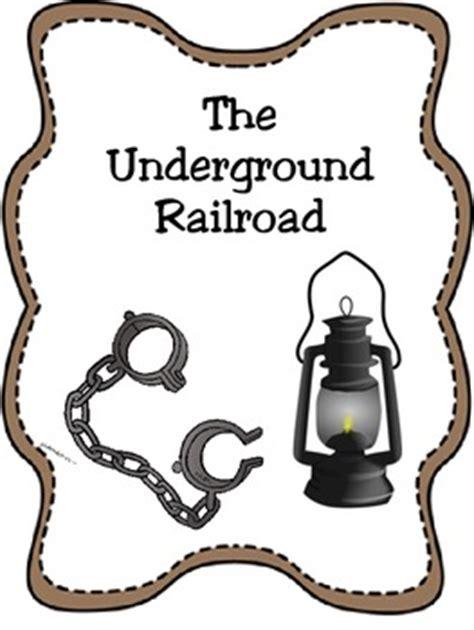 History essay underground railroad